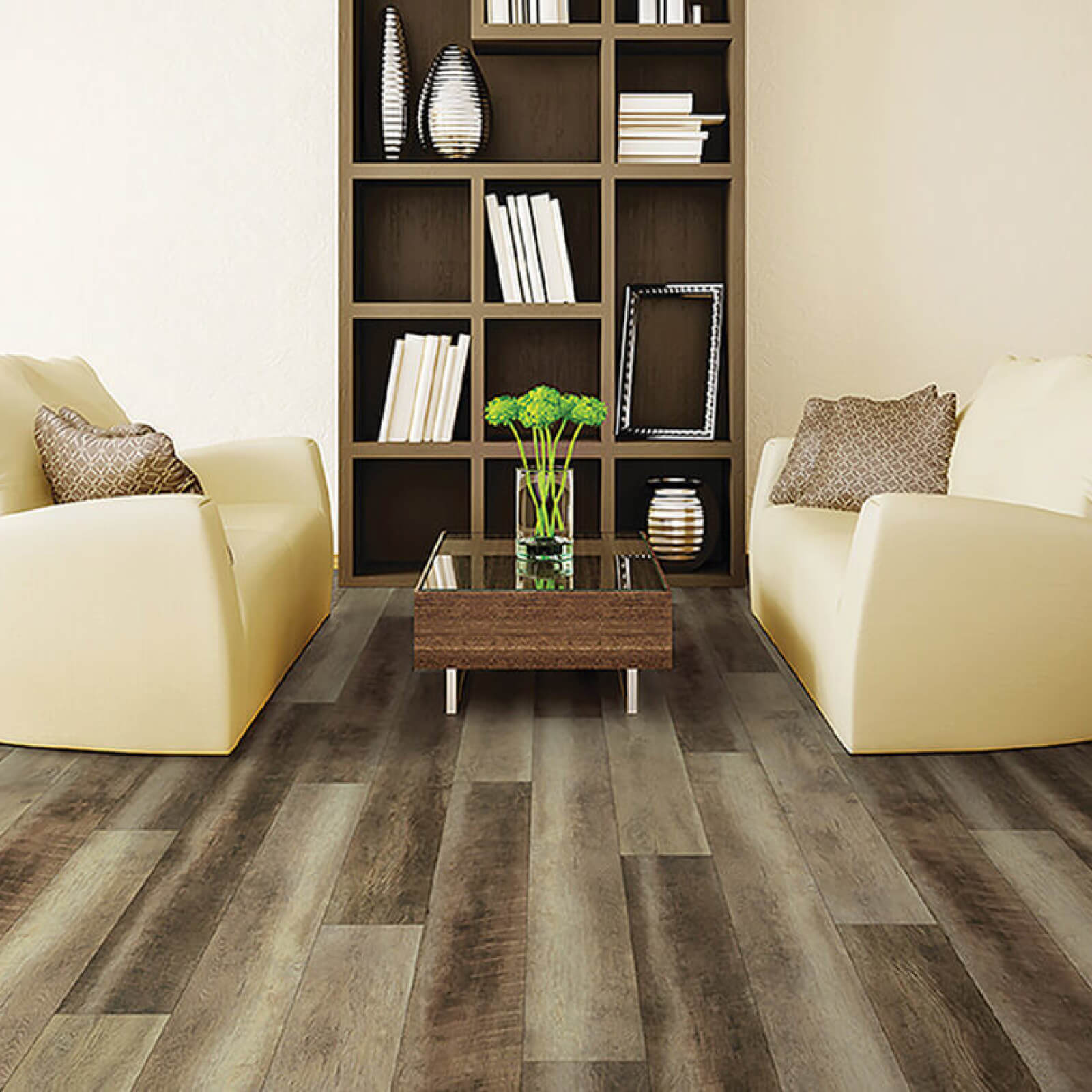 Coretec luxury vinyl plank | West Michigan Carpet Center