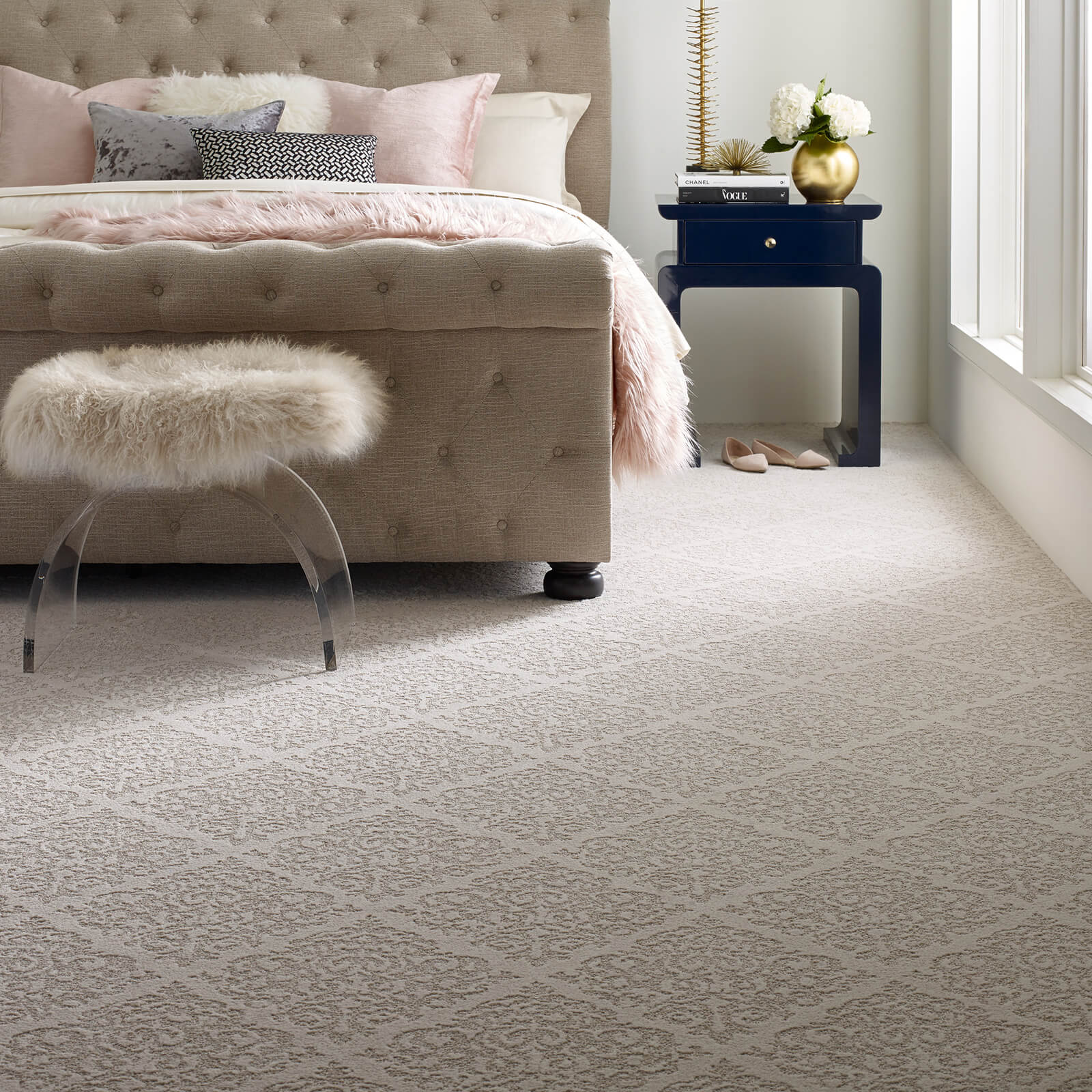 Shaw floors chateau carpet