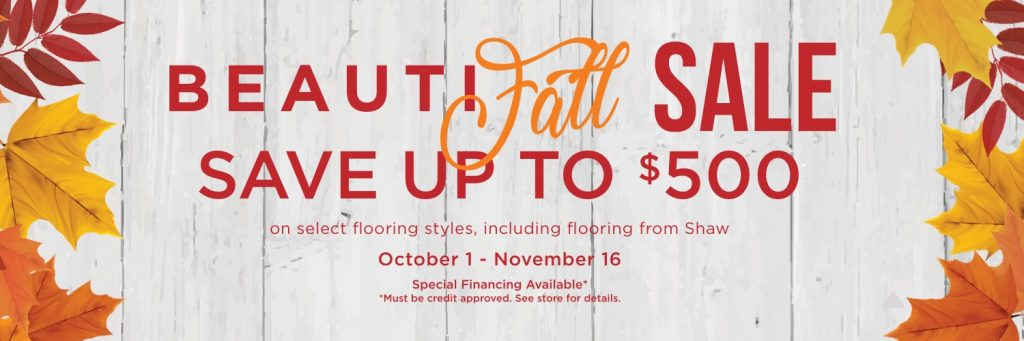 Beautiful sale | West Michigan Carpet Center