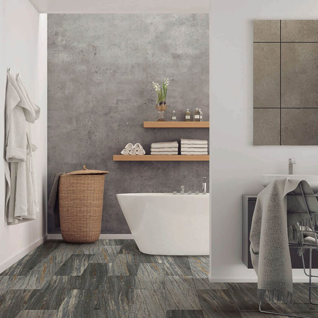 Bathroom Flooring | West Michigan Carpet Center