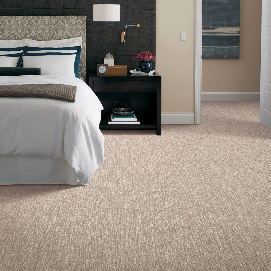 Carpet in bedroom | West Michigan Carpet Center