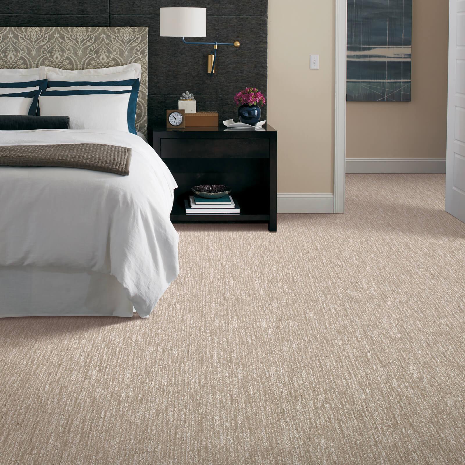 Carpet in bedroom   West Michigan Carpet Center