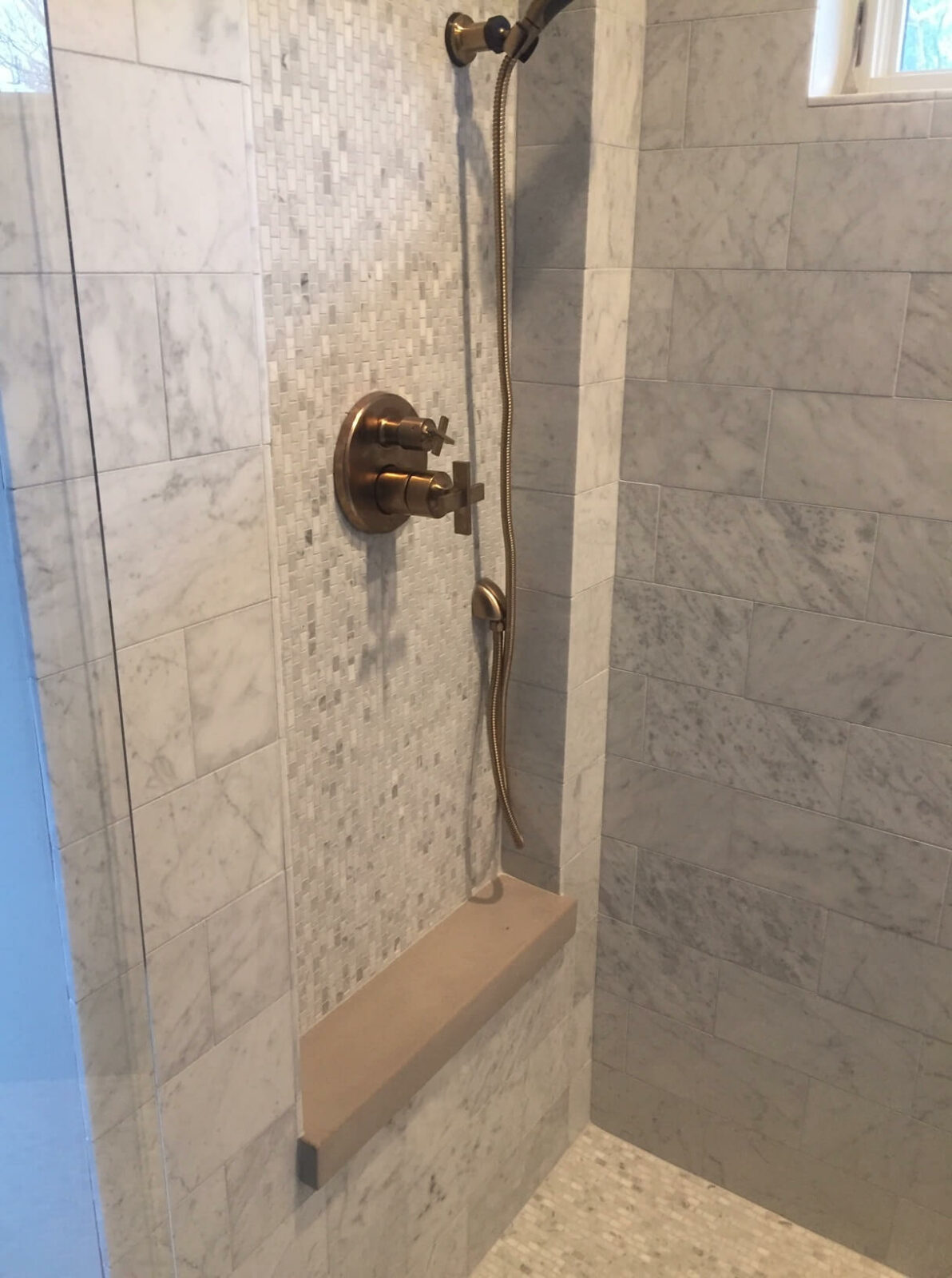 Shower tile and tile flooring | West Michigan Carpet Center