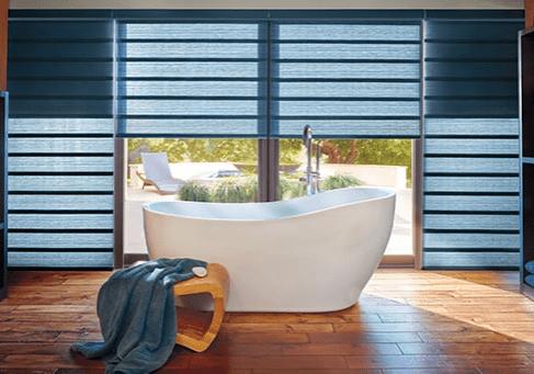Window treatments | West Michigan Carpet Center